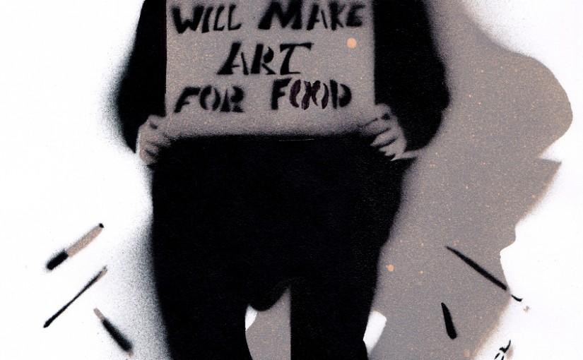 多伦多的穷困藝術家
