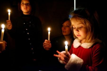 長長的聖誕平安夜,我一個人過